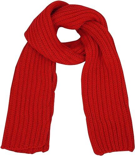 bufanda roja bebe en Oferta
