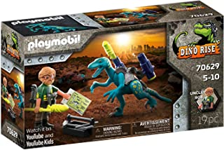 Playmobil Dino Rise Deinonychus: Ready for Battle
