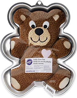 Wilton Teddy Bear Aluminum Cake Pan