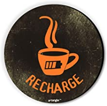 Seven Rays Multipurpose Recharge Wooden Fridge Magnet for Home/Kitchen