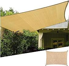 Sunblock schaduwdoek, zonnescherm, stofdicht zonnescherm, ventilatie UV-bescherming, terrasplant, zonnekameronderdak, meer...