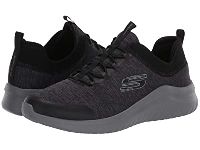 SKECHERS Ultra Flex 2.0 Fedik (Black/Charcoal) Men