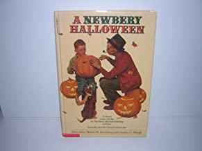A Newbery Halloween: A Dozen Scary Stories by Newberry Award-winning Authors