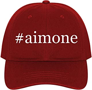 The Town Butler #Aimone - A Nice Comfortable Adjustable Hashtag Dad Hat Cap