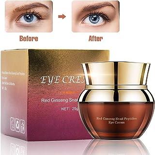 Crema de Ojos,Crema Contorno de Ojos Antiarrugas,Crema