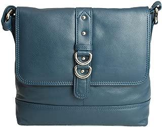Eastern Counties Leather Womens/Ladies Jude Stud And Ring Detail Handbag