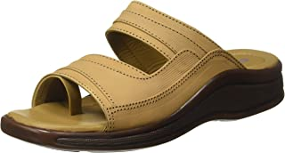 Coolers (from Liberty) Men's 2050-01 Brown Leather Hawaii Thong Sandals-7 UK/India (41 EU) (2050001360410)