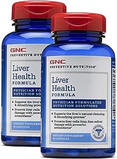 gnc liver detoxifier