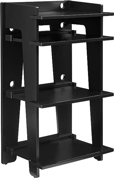 Crosley Furniture CF1112 BK Soho Turntable Stand Black