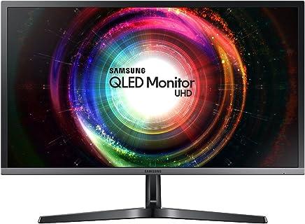 Samsung U28H750 Monitor 4K Ultra HD 28'', UHD, 3840 x 2160, Premium Quantum Dot, 1.07 Miliardi di Colori, 60 Hz, 1 ms, 2 HDMI, 1 Display Port, Base Semplice, Nero - Confronta prezzi