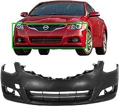 MBI AUTO - Primered, Front Bumper Cover Fascia for 2010-2013 Nissan Altima Coupe 2-Door 10-13, NI1000275