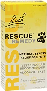 BachFlower Essences Rescue Remedy Pet 20 Ml