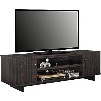 Ameriwood Home Southlander TV Stand, Espresso -