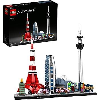 LEGO Architecture Tokyo, Collezione Skyline,Set di Edifici da Collezione, 21051