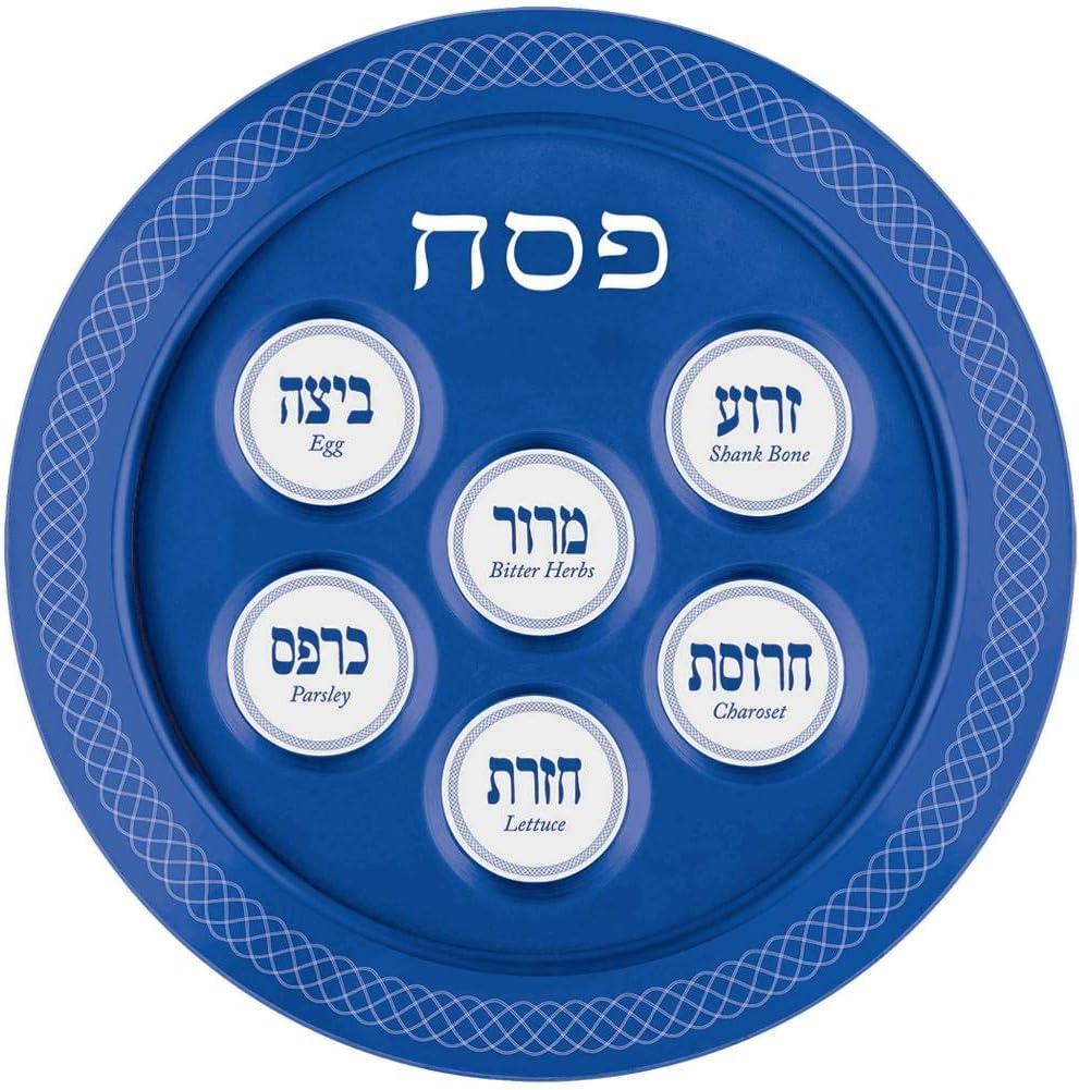 Amscan Blue Popular popular Melamine Ranking TOP5 Passover 12