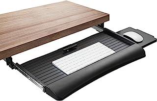Mount-It! Keyboard Drawer Under Desk with Mouse Platform, Ea