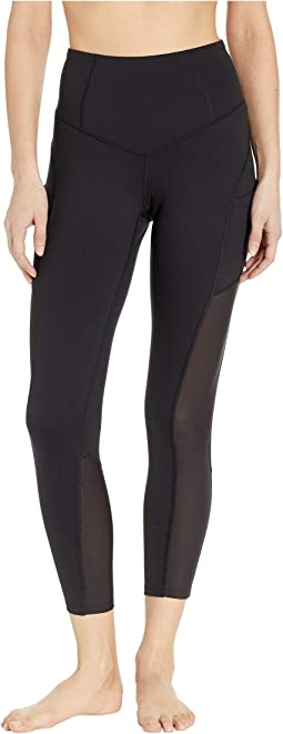 Perfect Core Novelty High-Rise 7/8 Tights