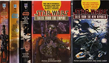Star War: Tales from... (Tales From The Empire, Tales From The Mos Eisley Cantina, Tales From The New Republic, Tales From...