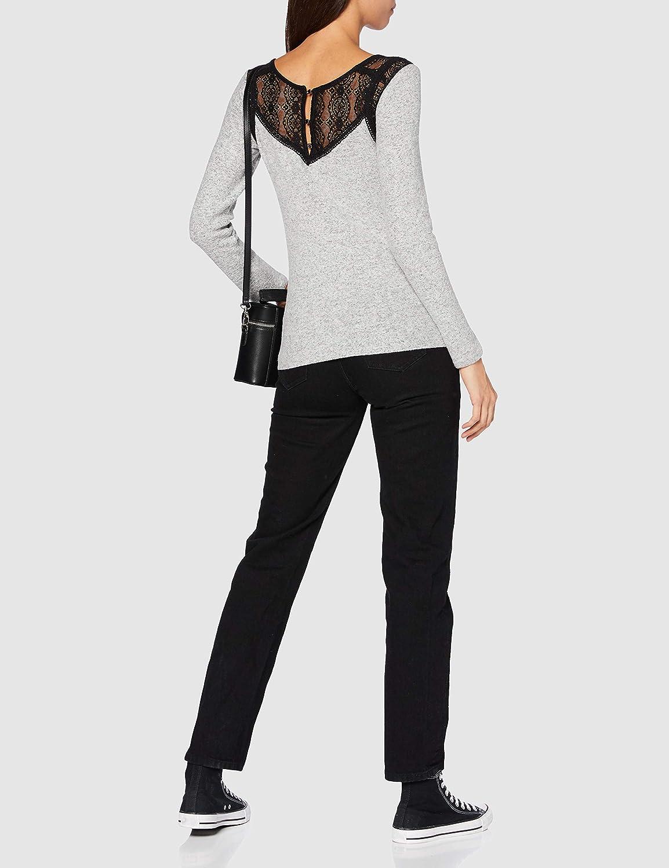 Naf Naf O-Ariane ML T-Shirt Femme