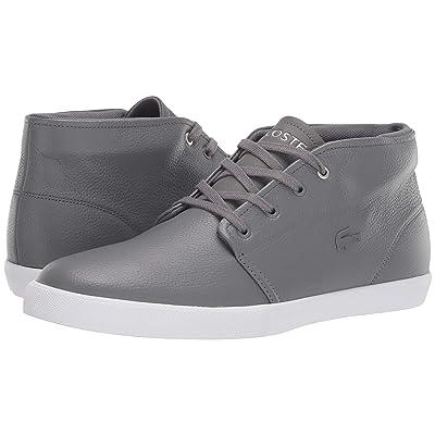 Lacoste Asparta 319 1 P CMA (Dark Grey/White) Men