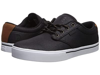 etnies Jameson 2 Eco (Black/Gold) Men