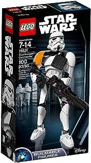 LEGO Star Wars Stormtrooper Commander 75531 Building Kit