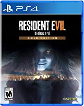 Resident Evil 7 Gold Edition Arabic (PS4)