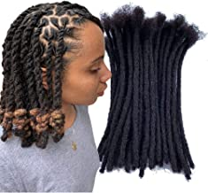 Best permanent loc extensions with human hair Reviews