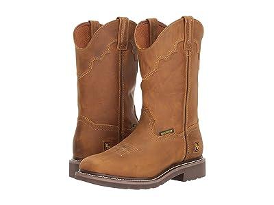 Dan Post Parkston (Saddle) Cowboy Boots