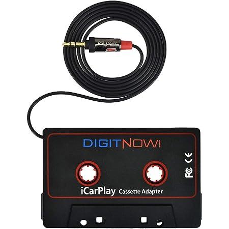 Belkin Kassetten Adapter Für Mp3 Player Schwarz Elektronik