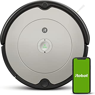 iRobot Roomba 698 WiFi Connected Robot Vacuum - Dirt Detect Technology - 3-Stage Cleaning System - Smart Home and App Cont...