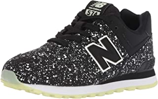 New Balance Kids' Boy's 574v1 Lace-up Sneaker