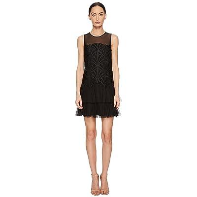 ZAC Zac Posen Sibyl Dress (Black) Women