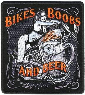 girl on a bike beer