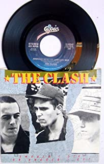 The Clash,Should I Stay Or Should I Go/Cool Confusion (7