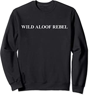 wild aloof rebel