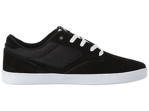 DVS Negro Blanco Presión Shoe Company SC TIn1qIra