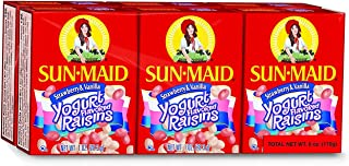 Sun Maid Raisins 0.75 oz Strawberry & Vanilla, 1 oz (Pack of 12)