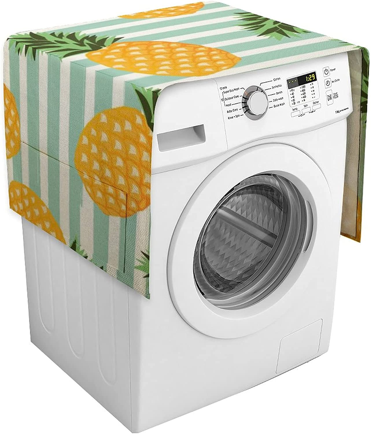 Multi-Purpose Washing Machine Deluxe Covers Protector Outlet sale feature Washer Appliance