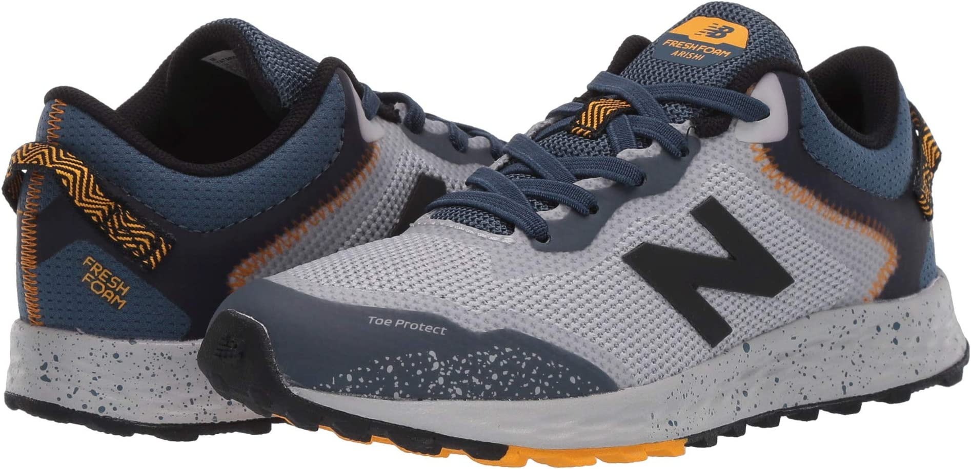 New Balance? Kids Fresh Foam Arishi Trail Boa Sneaker