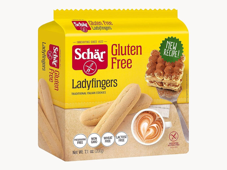 Schär Gluten Free List price Ladyfingers 5.3 oz. 4-Pack 35% OFF