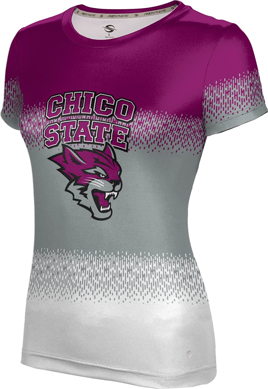 ProSphere California State University Chico Girls' Performance T-Shirt (Drip)