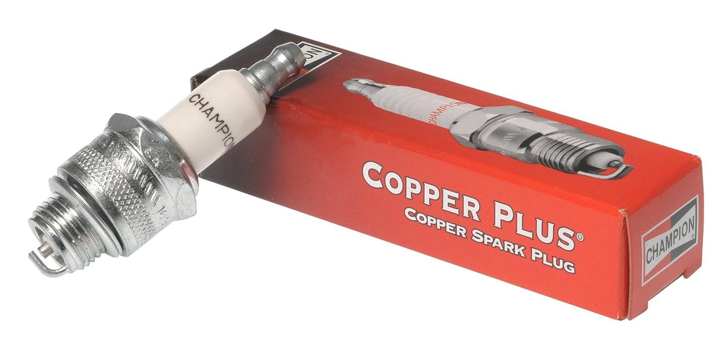 Champion QL76V (898) Copper Plus Small Engine Spark Plug, Pack of 1