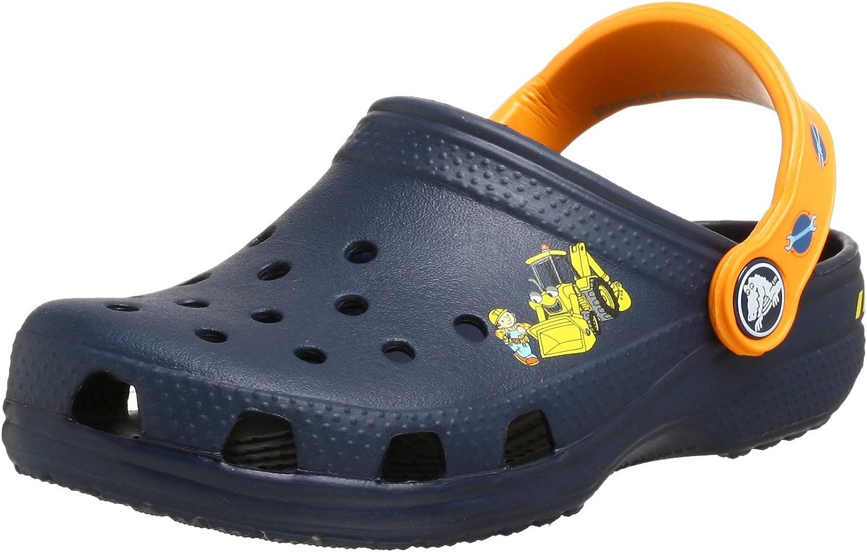 Crocs Kids' Bob the Builder Cayman Sandal
