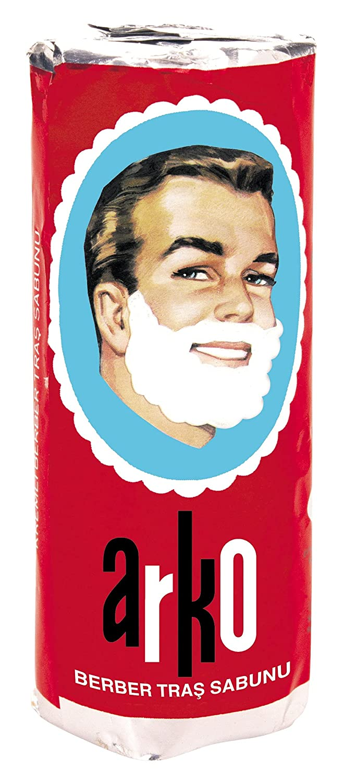 Arko Shaving Soap Stick White Pack 12 SET - 3 Selling OF outlet Of