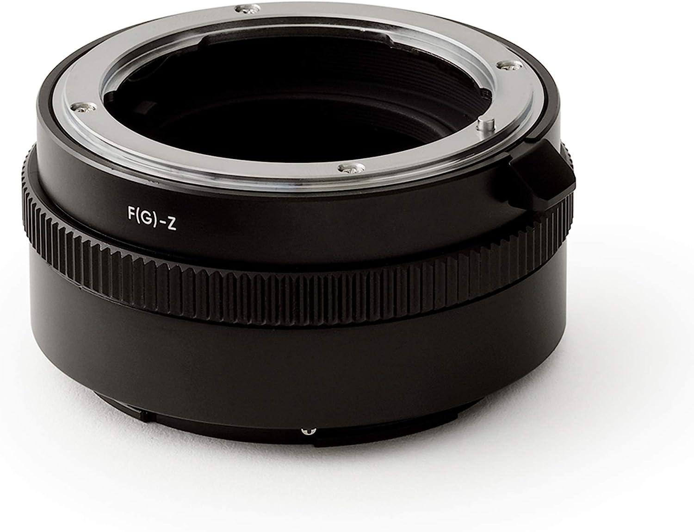 Bague dadaptation pour objectifs : Compatible avec Les objectifs Contax//Yashica Urth x Gobe C//Y Lens et Les bo/îtiers Nikon Z