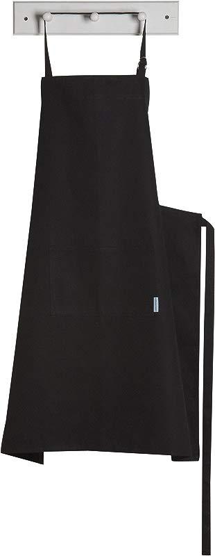 Now Designs Oversized Apron Black