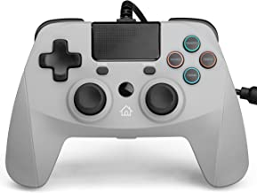 snakebyte Game:Pad 4 S - Grey - for use with PS4/Slim/Pro