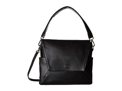 Matt & Nat Dwell Minka (Black) Handbags