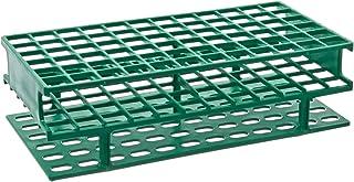 قفسه لوله تست پلی پروپیلن Nalgene Unwire ، 13 میلی متر ، سبز (مورد 8)